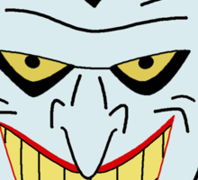 Joker The Animated Series Sticker