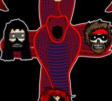 Cold Slither - Dreadnoking on Heaven's Door Sticker