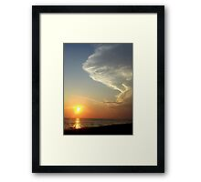skyscape 3 Framed Print