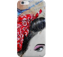 never sure when... iPhone Case/Skin