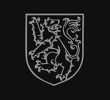 A Complete Guide to Heraldry - Figure 286 — Lion rampant regardant Unisex T-Shirt
