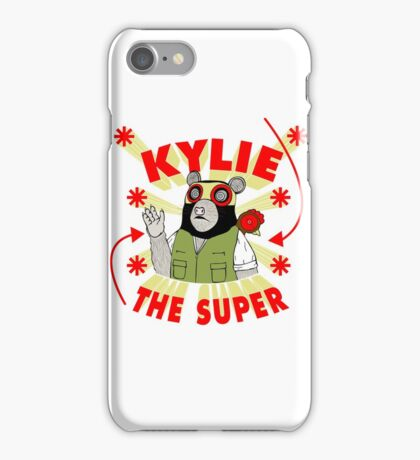 Kylie The Super iPhone Case/Skin