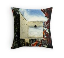 Chilly Haven Throw Pillow