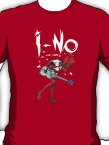 I-no vs the world T-Shirt