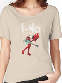 I-no vs the world Women's Relaxed Fit T-Shirt