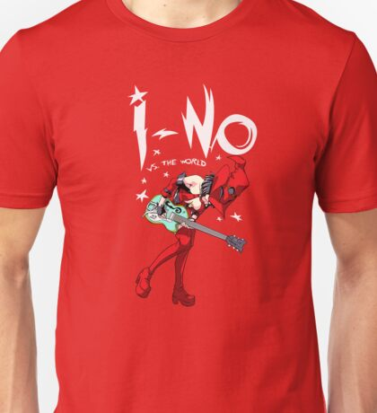 I-no vs the world Unisex T-Shirt