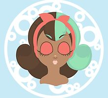 [Cupcake] PinUp by fickledesigns