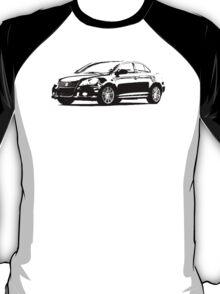 Suzuki Kizashi Sport 2011 T-Shirt
