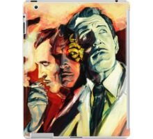 The Many Faces of Vincent Price iPad Case/Skin