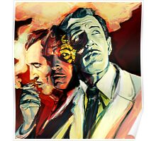 The Many Faces of Vincent Price Poster