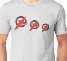Mod Ducks Unisex T-Shirt