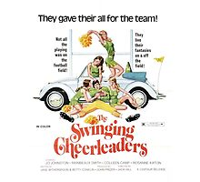 The Swinging Cheerleaders (Yellow) by PulpBoutique