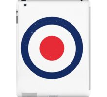 Tank Girl Bullseye iPad Case/Skin