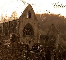 Tintern Abbey by LAMPimages