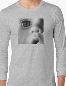 GLASS EYE Long Sleeve T-Shirt