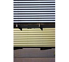 Corrugated Photographic Print