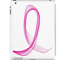 Breast Cancer Ribbon iPad Case/Skin