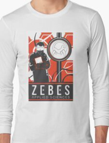 Zebes Applied Sciences Long Sleeve T-Shirt