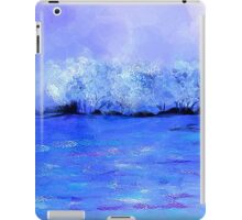 Dreamy Blue Landscape iPad Case/Skin