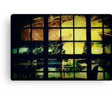 Leaf The Window Open For Me Canvas Print