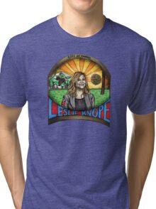 Leslie Knope Tri-blend T-Shirt