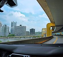 Heading Downtown by Dyle Warren
