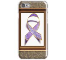 Ribbon of Change  iPhone Case/Skin