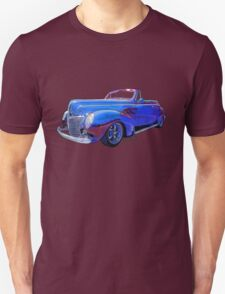 39 Merc Rag Top Etched on a Dirty Table Top T-Shirt