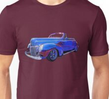 39 Merc Rag Top Etched on a Dirty Table Top Unisex T-Shirt