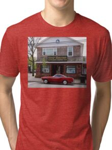 Back to the '60s - 1966 Volvo P1800S > Tri-blend T-Shirt
