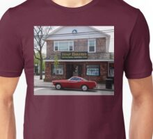 Back to the '60s - 1966 Volvo P1800S > Unisex T-Shirt