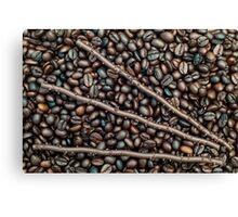 Sticks 'n Beans Canvas Print