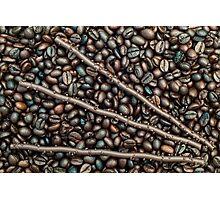 Sticks 'n Beans Photographic Print