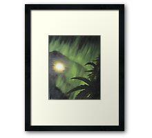 Aurora Cannalis Framed Print