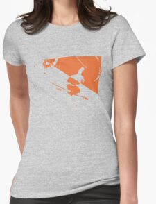 Jumper Womens Fitted T-Shirt