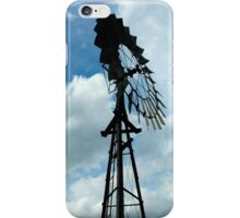 Farm wind Mill iPhone Case/Skin