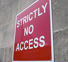 No Access by kperry148
