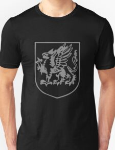 A Complete Guide to Heraldry - Figure 419 — Gryphon passant T-Shirt