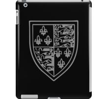 A Complete Guide to Heraldry - Figure 723 — Humphrey of Lancaster, Duke of Gloucester, fourth son of Henry IV iPad Case/Skin