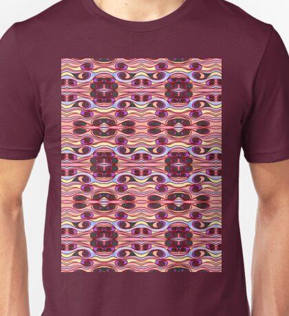 free form waves Unisex T-Shirt
