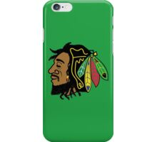 Rasta Hawk iPhone Case/Skin