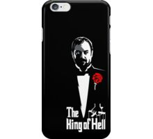 Supernatural Godfather of Hell iPhone Case/Skin