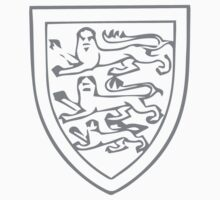 A Complete Guide to Heraldry - Figure 707 — Arms of Edmund of Woodstock, Earl of Kent, 3rd son of Edward I Kids Tee