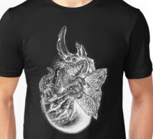 Infected Bunny-Negative Unisex T-Shirt