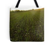 Crop Field. Tote Bag