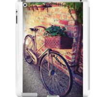 Retro Bike iPad Case/Skin