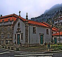 Capela de Santa Eufémia by Andreia Moutinho
