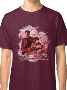 Supernatural Watercolor Classic T-Shirt