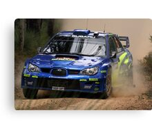 Chris Atkinson Canvas Print