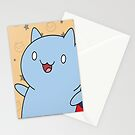Catbug Stationary - Bravest Warriors by Patricia Kimmerle